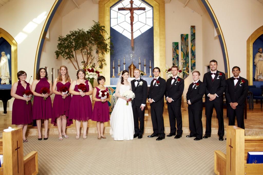 Tiburon Wedding 20
