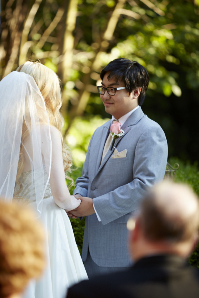The Groom's Vows