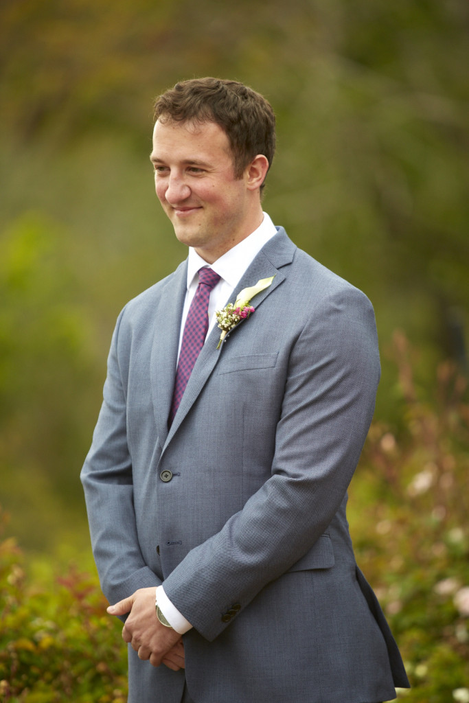 A Happy Groom