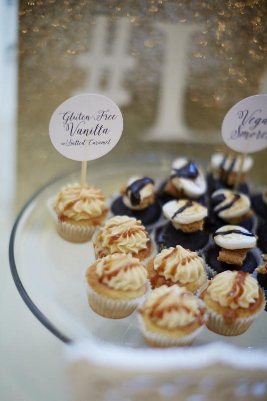 Gluten Free Vanilla w/ Salted Caramel