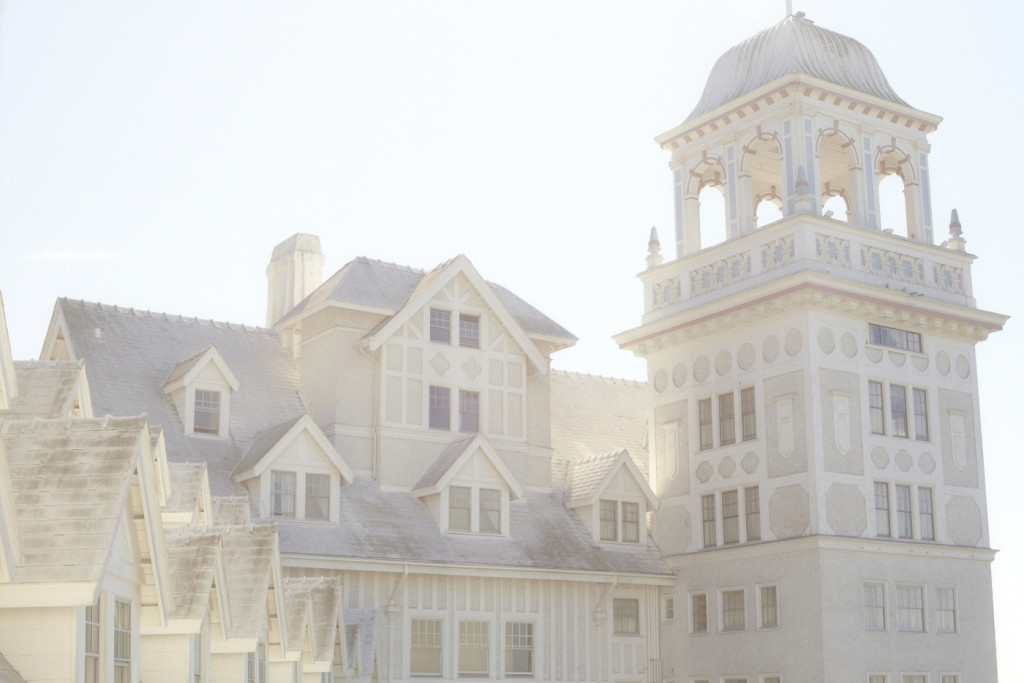 The Claremont is a fairy tale castle.