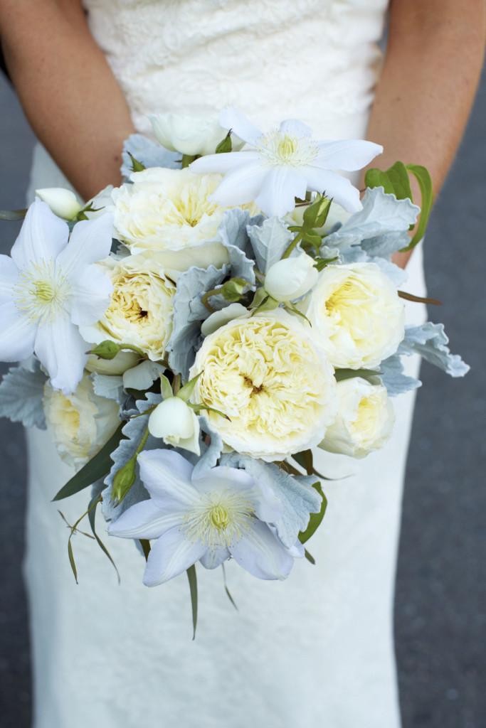 A white bouquet