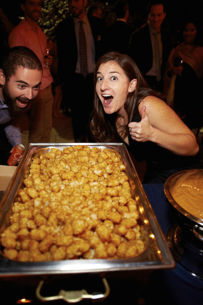 Everyone loves tater tots.