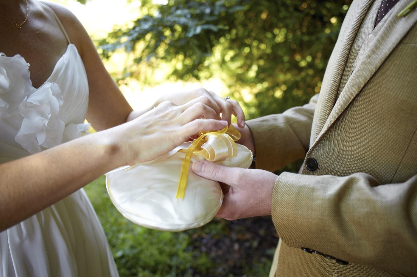 Magnolia Weddings Blog East Bay Redwood Wedding