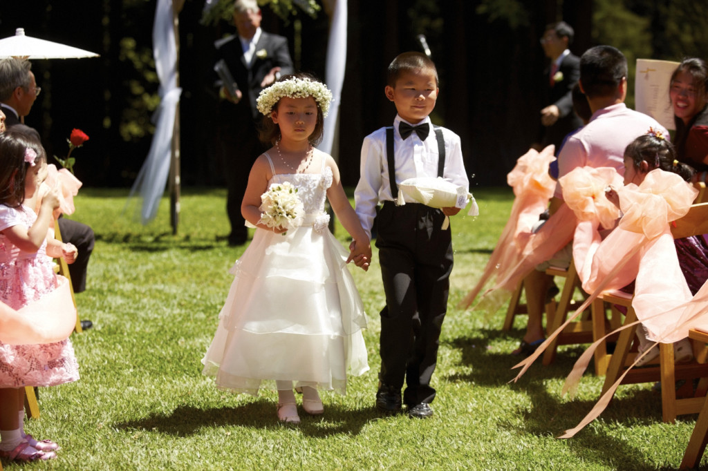 Tiny Wedding Guests