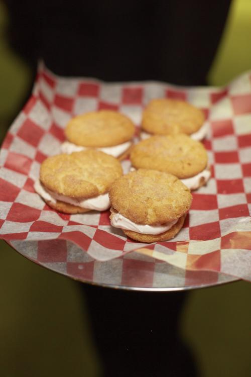 Cream Sandwich Cookies