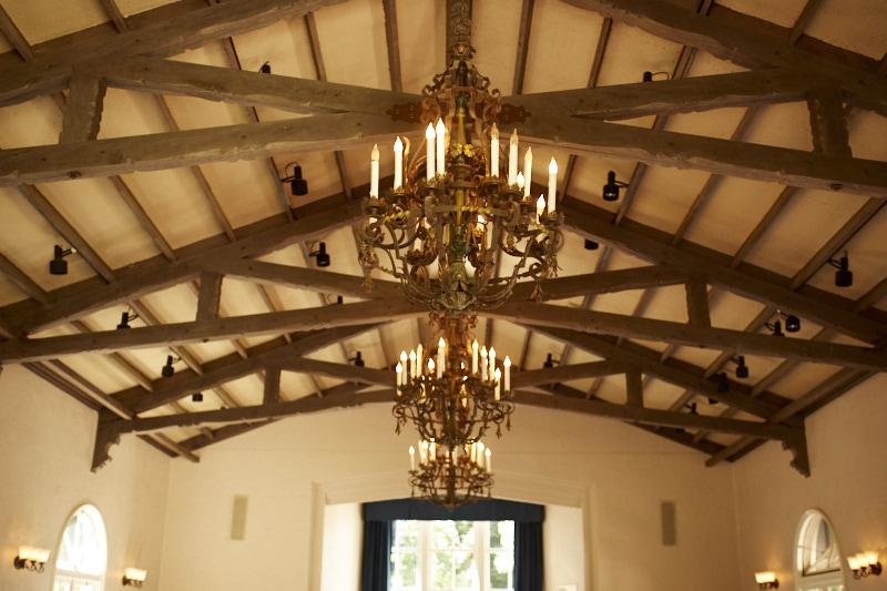 Piemont Community Hall Ceiling