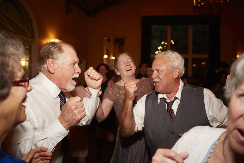 Dad rocking it.