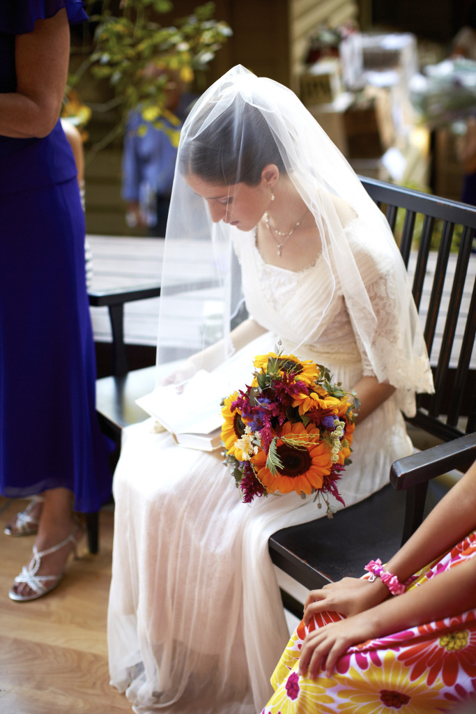 Magnolia Weddings Blog A Jewish Wedding In The Redwoods