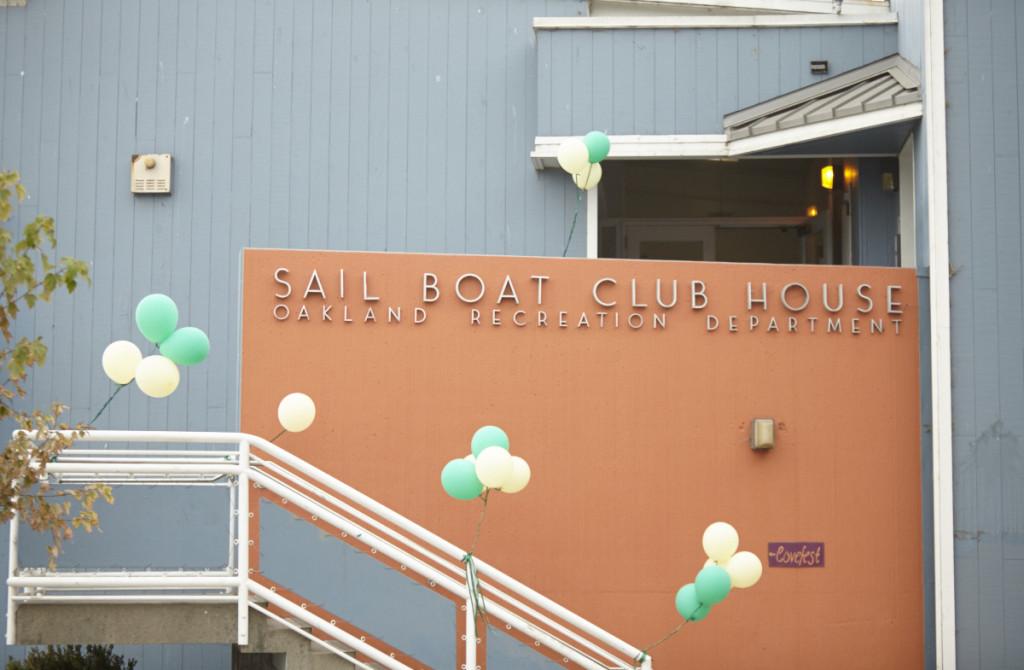 Oakland Sailboat House
