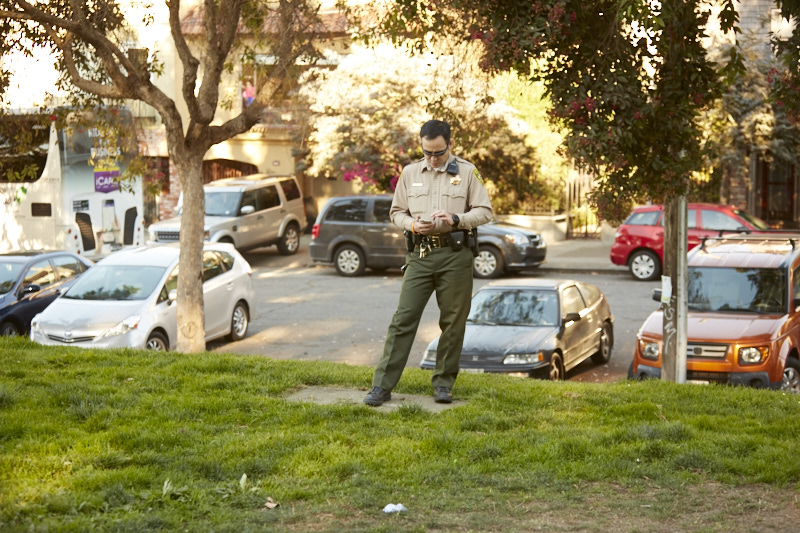 Park reservation comes with one Park Ranger