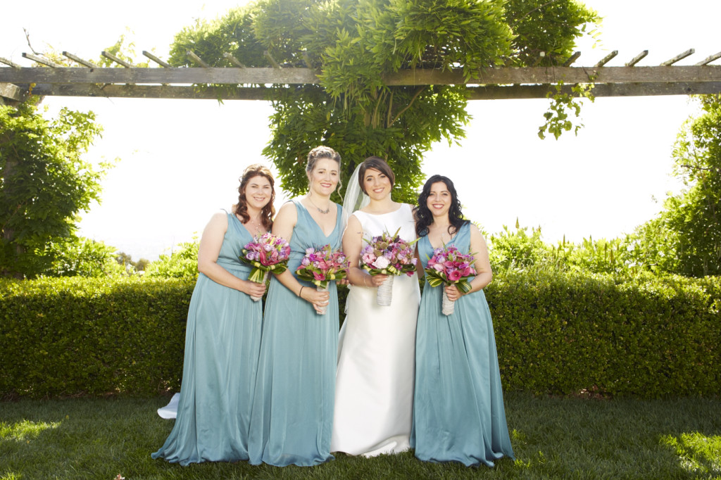 Ladies in the Bridal Party