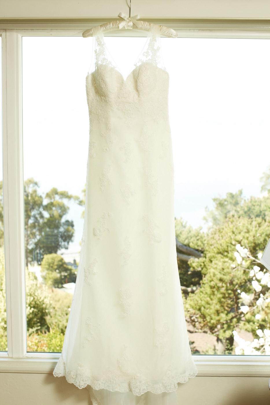 Magnolia Weddings Blog A Spring Wedding at Berkeley\'s Brazilian Room