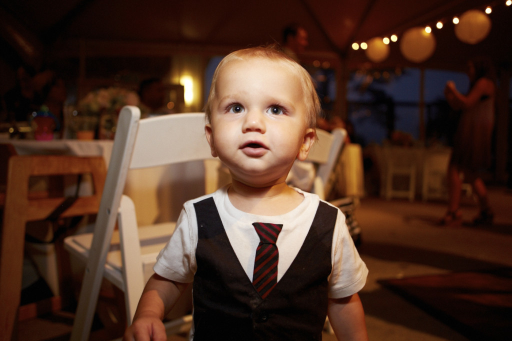 Formal toddler