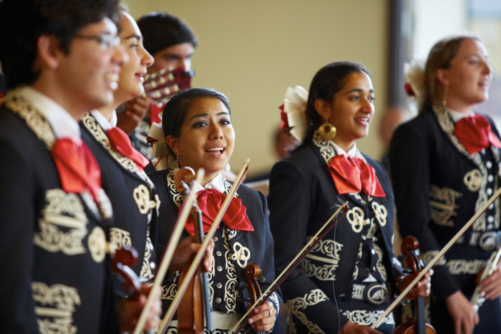 Stanford Mariachi Band